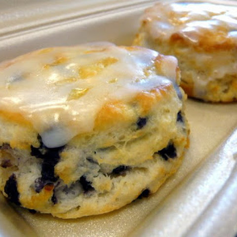Recipe - Bo-Berry Biscuits