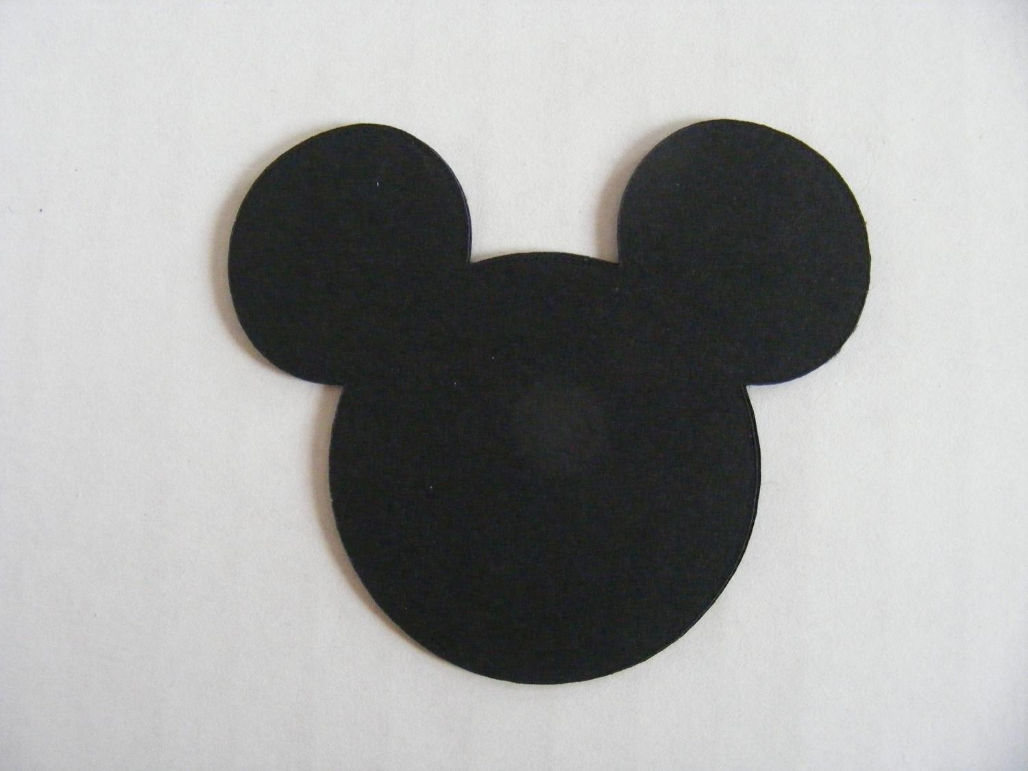 40 Mickey Mouse Inspired Head