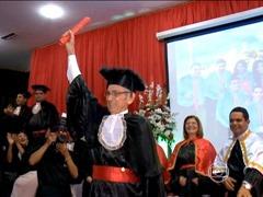 1 - Aos 82 anos, idoso se forma em segundo curso superior, no Piauí - 400