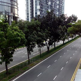 Boon Lay Way by Dennis  Ng - Transportation Roads (  )