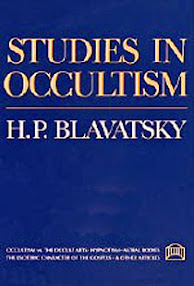 Cover of Helena Petrovna Blavatsky's Book Studies In Occultism
