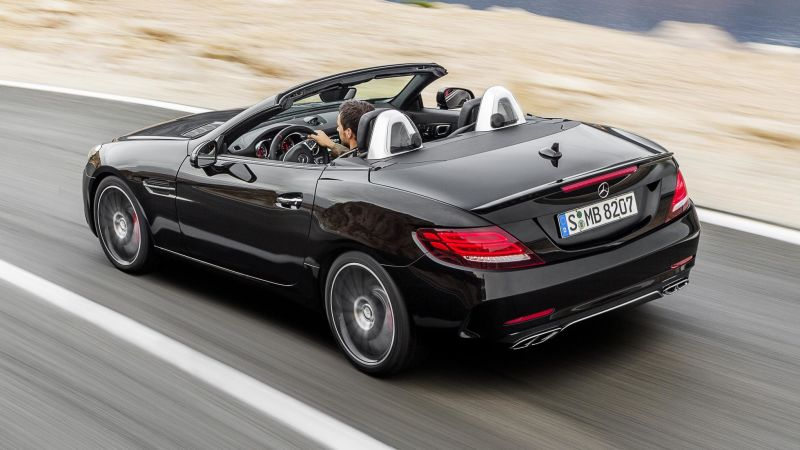2017 Mercedes SLK Features Release Redesign Car Review Specs