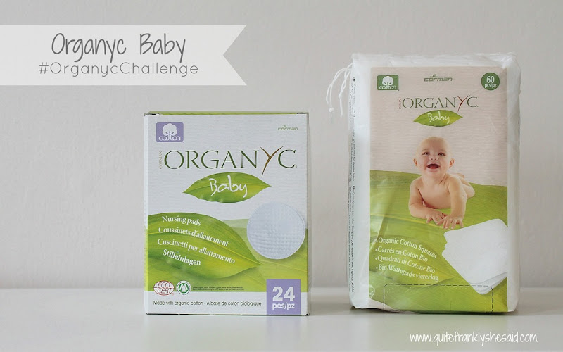 organyc cotton challenge