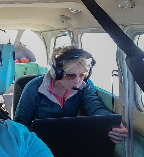 Editing on the Fly Cessna 205