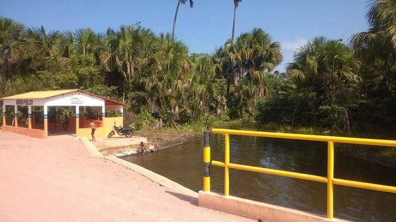 Balneário do Gepuba - Guimaraes, Maranhao, foto: Pagina Gepuba Guimaraes Maranhao