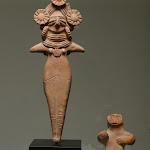 Terres cuites votives. 4e s. av. J.-C. - 2 e s. ap. J.-C.