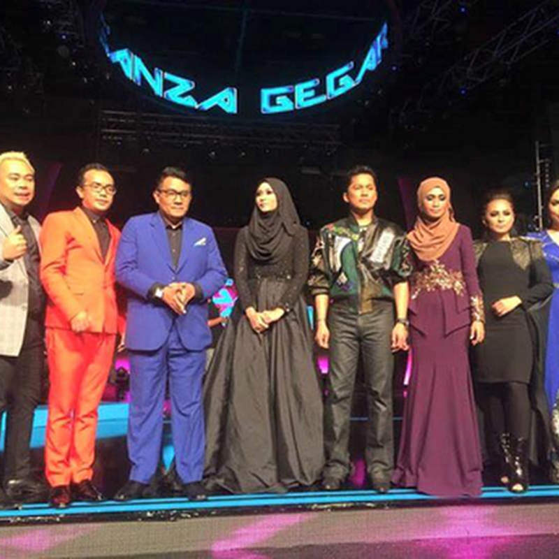 Gegar Vaganza 2015 penuh drama..