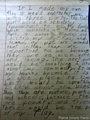Mid-Third-Grade-Writing-Sample