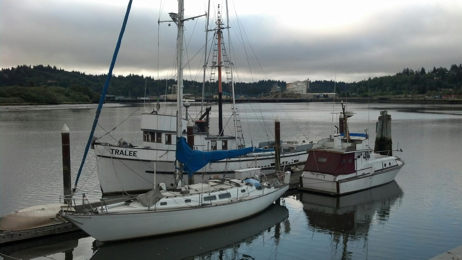 Just blathering on a fishing boat at coos bay or for Coos bay fishing