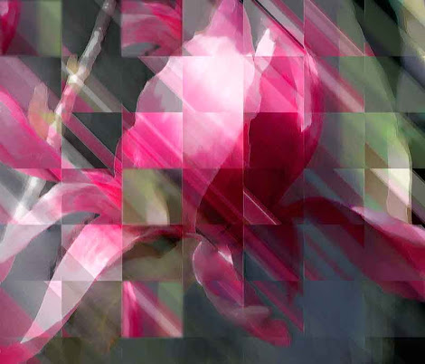 """The """"Magnolia"""" piece from the """"2011"""" collection"""
