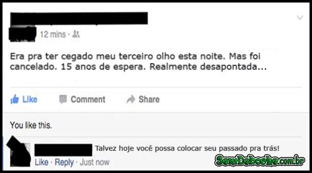 CEGANDO O TERCEIRO OLHO