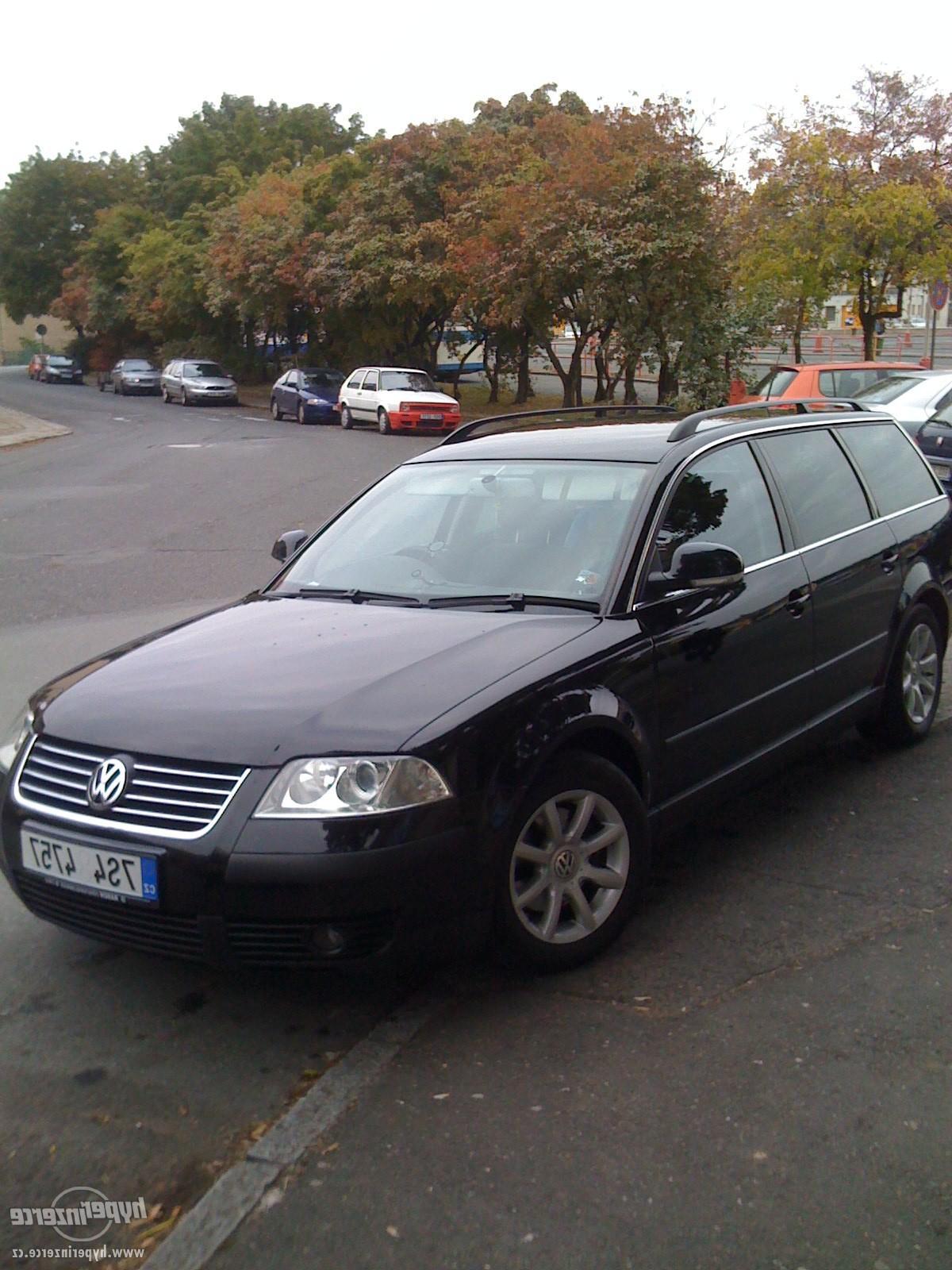 1 k inzer  tu VW PASSAT B6 1.9
