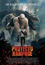 Rampage: Devastación (2018)[DVDRip] [Latino] [1 Link] [MEGA] [GDrive]