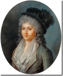 Kucharsky_Lady_in_black_hat