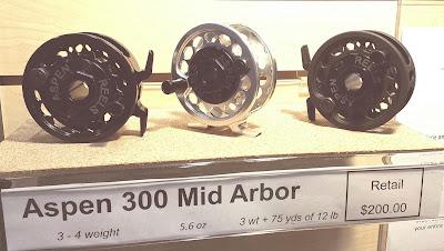 The Suburban Angler - Aspen 300