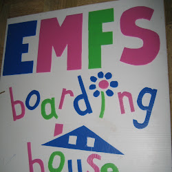 The EMFS Boarding House Project- August 2009