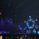 sensation black at the amsterdam arena in Amsterdam, Noord Holland, Netherlands