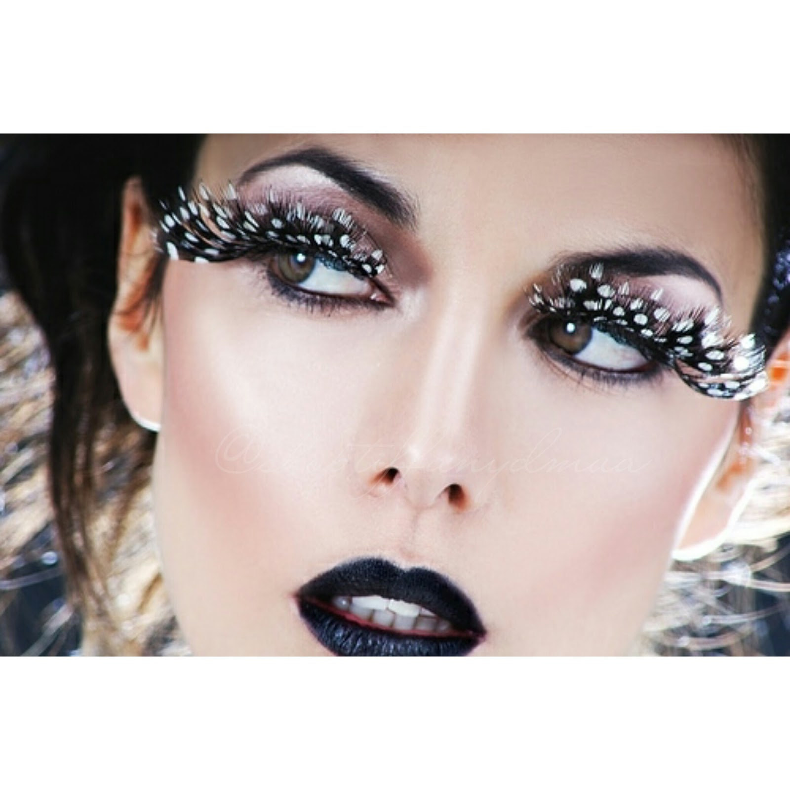 Feathered Lashes Makeup Topsimages