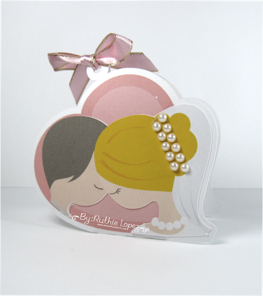 Blog Hop Amor Eterno - Latinas Arts and Crafts - Cajita de dulces para boda 2