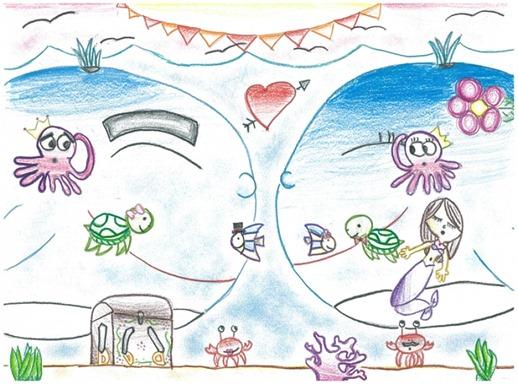 6. concurso internacional de desenhos infantis sobre meio ambiente