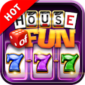 House of Fun Slots Casino APK baixar