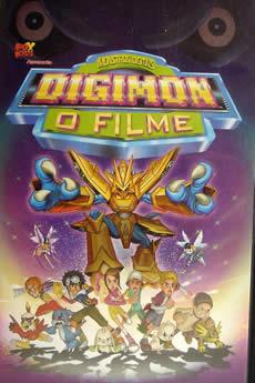Baixar Digimon: O Filme (2000) Dublado Torrent Grátis