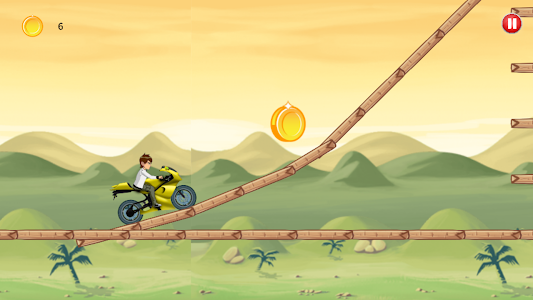 Ben Jungle Bike Race APK