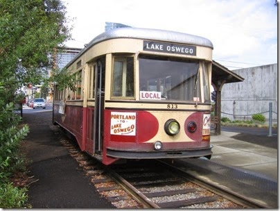 IMG_3149 Willamette Shore Trolley in Portland, Oregon on August 31, 2008