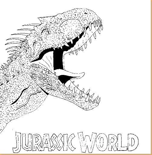 Indominus Rex - Jurassic World-0004