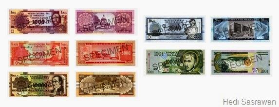 Mata uang Guarani