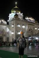 Bangla Sahib Gurudwara, New Delhi http://indiafoodtour.com  http://foodtourindelhi.com