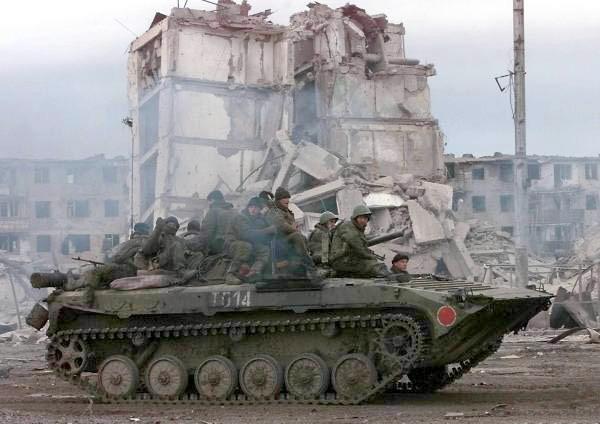 Крим і «Новоросія» народилися з Чечні