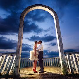 bride & groom by Dejan Nikolic Fotograf Krusevac - Wedding Bride & Groom ( smederevo, vencanje, svadbe, krusevac, valjevo, vencanja, pozarevac, svadba, vrnjacka banja, photo, fotograf )