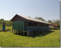 Schulhaus und Gesundheitszentrum