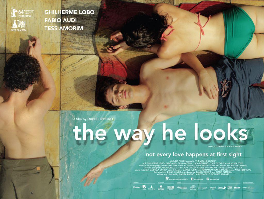 Με Την Πρώτη Ματιά (The Way He Looks) Wallpaper