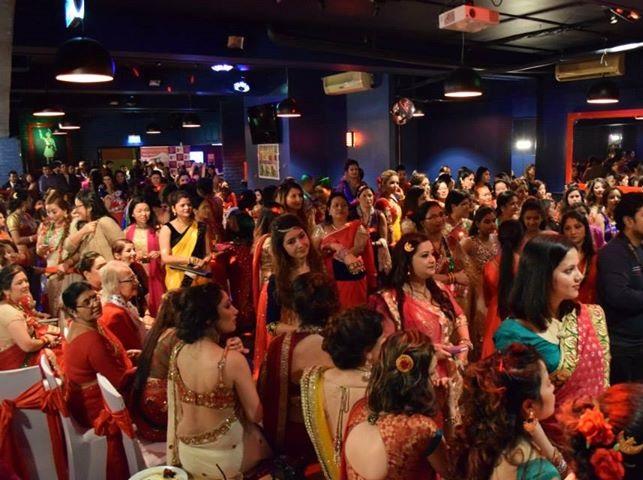 hindu girls party