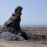 Felsen in Betignolles-sur-Mer / Скалы в Бретиньоль-сюр-Мер