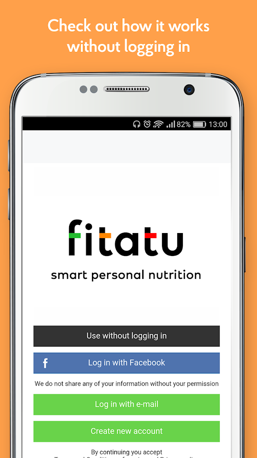 Fitatu Calorie Counter Screenshot 5