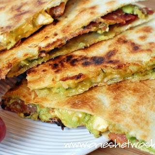 Chicken Bacon Quesadillas Recipes