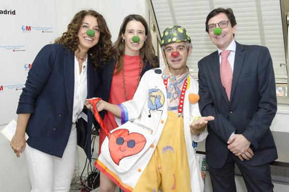 Nueva decoración para las áreas quirúrgicas infantiles del Hospital Gregorio Marañón
