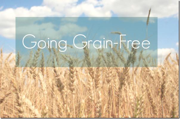 going grain free