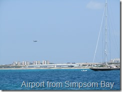 003 Airport seen from Simpson Bay