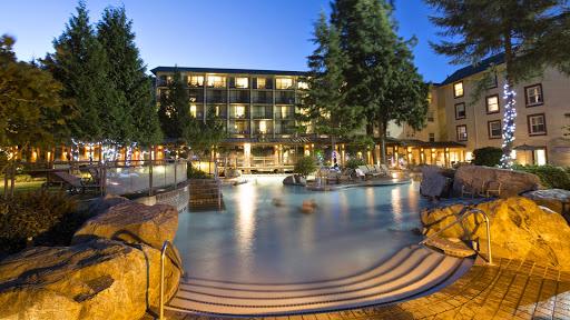 Harrison Hot Springs Resort, 100 Esplanade Ave, Harrison Hot Springs, BC V0M 1K0, Canada, Resort, state British Columbia