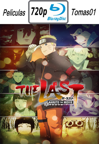 Naruto Shippuuden: The Last – Naruto the Movie (2014) [BRRip 720p/Subtitulada]