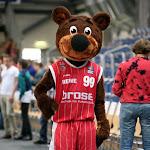 Heftige Auswärtspleite in der Stechert Arena Bamberg