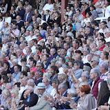 La grande foule pour la dernière de l'année à Lachepaillet