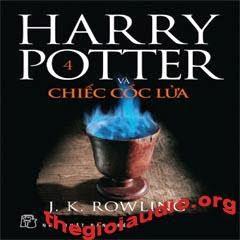Harry Potter Và Chiếc Cốc Lửa - J. K. Rowling