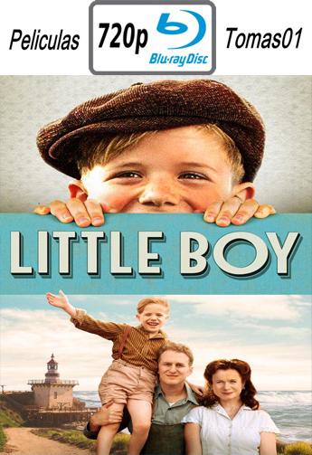 Little Boy (El Gran Pequeño) (2015) [BRRip 720p/Dual Latino-ingles]