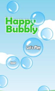 Happy Bubbly - screenshot