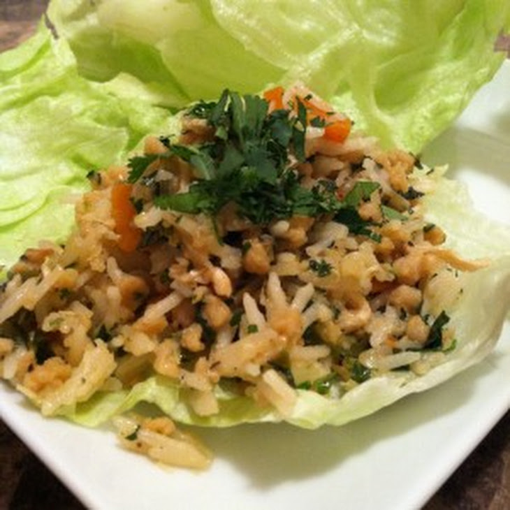 Pork Larb Lettuce Wrap Recipes — Dishmaps